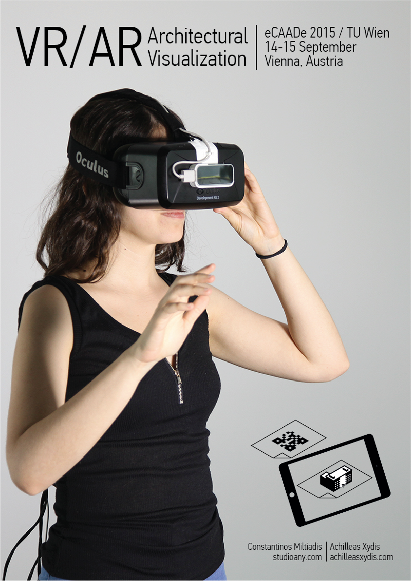 Virtual/Augmented Reality & Architectural Visualisation / eCAADe