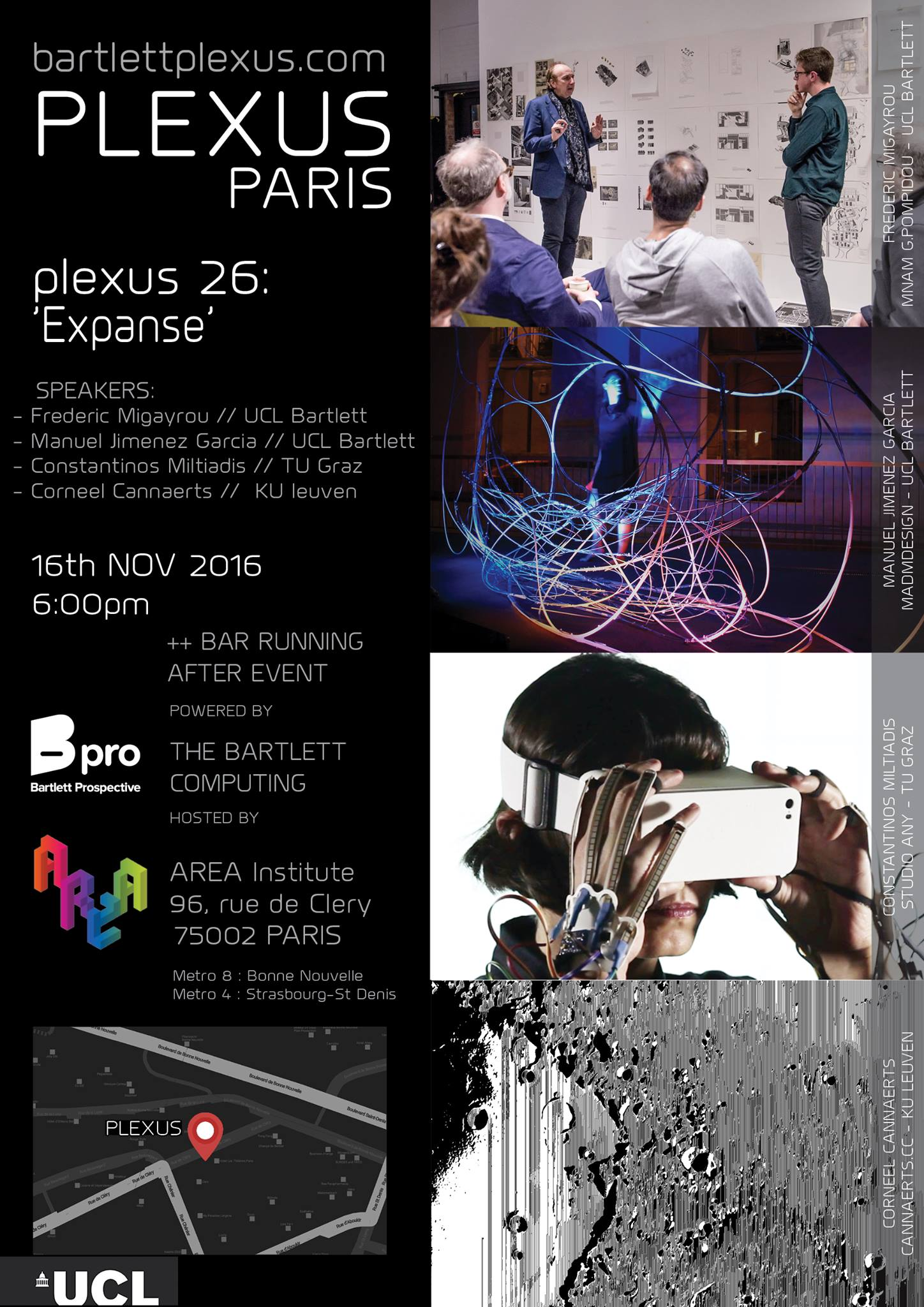 Bartlett Plexus Paris #26
